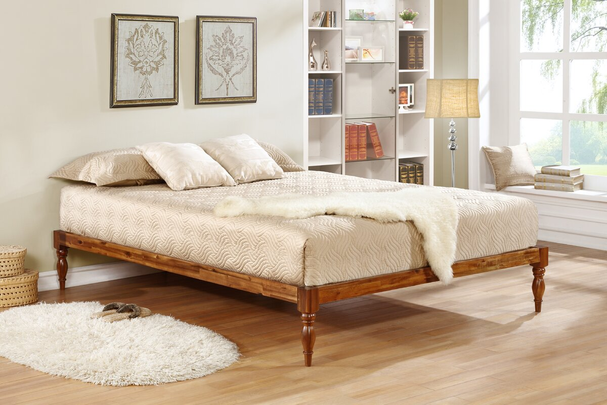 pedestal wayfair frame you calibos frames love wood furniture bed ll