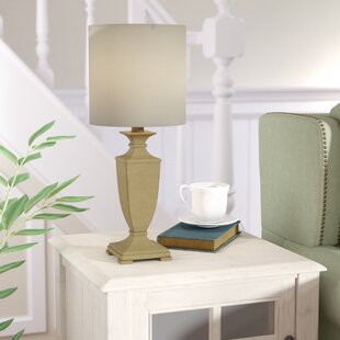 Compare prices Crestwood 19 Table Lamp By Lark Manor