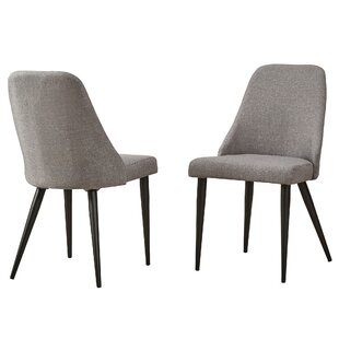 Mercury Row Buttars Parsons Chair (Set of 2)