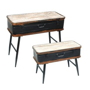 Brooklet 2 Piece Coffee Table Set By Williston Forge