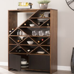 Huddle Bar Cabinet by Wrought Studio