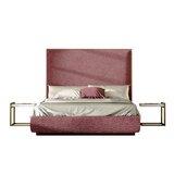 Eldorado Upholstered Standard Bed by House of Hampton®