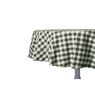 Kensington Checks Tablecloth