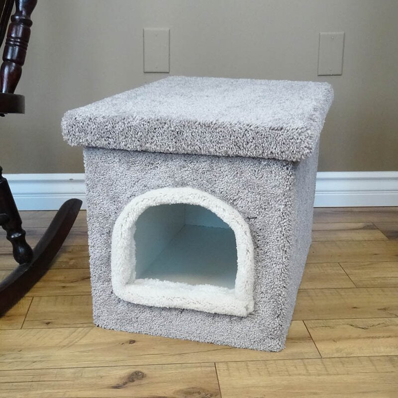 Premier Litter Box Enclosure & New Cat Condos Premier Litter Box Enclosure u0026 Reviews | Wayfair