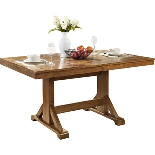 Affordable Belfort Extendable Dining Table ByLoon Peak
