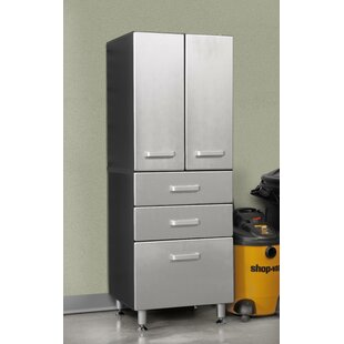 2 Piece Garage Storage Cabinet