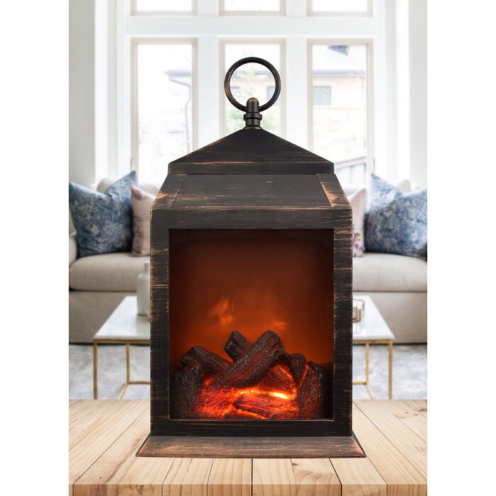 big sale a216a 95758 Northpoint Fireplace LED Lantern