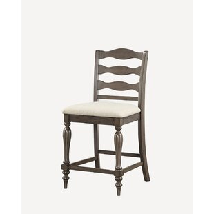 Chardae Bar Stool (Set of 2) Rosalind Wheeler