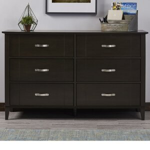 Myles 6 Drawer Dresser