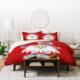 Red Twin Xl Duvet Covers Sets You Ll Love In 2021 Wayfair