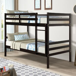 Carrol Wooden Twin over Twin Bunk Bed by Isabelle amp Max