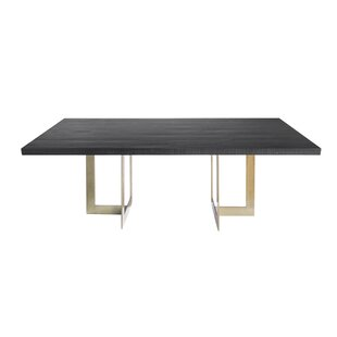 Chasse Solid Wood Table by Mercer41