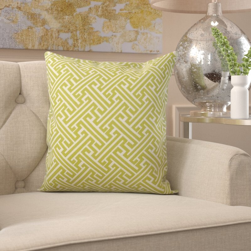 Mercer41 Tolle Linen Throw Pillow Wayfair