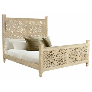 Bungalow Rose Buena Park Panel Bed