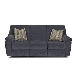 Perry Reclining Sofa by Klaussner Furniture