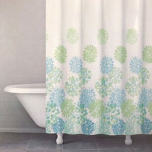 Cortina 100% Cotton Single Shower Curtain