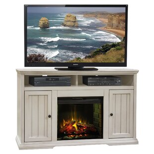 Helene TV Stand for TVs up to 60 with Fireplace
