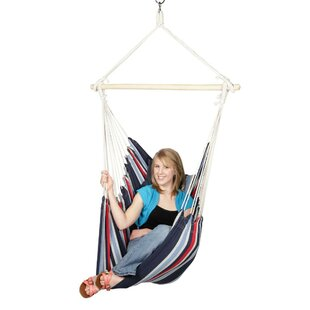 Cotton Chair Hammock by Blue Sky Hammocks