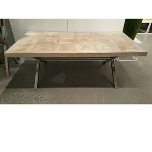 Weimar Solid Wood Dining Table Ivy Bronx