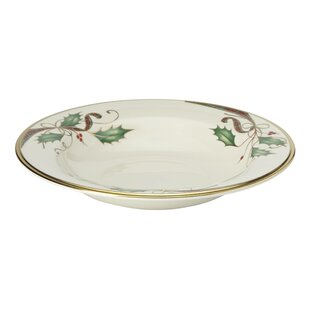 Holiday Bone China Pasta Bowl. by Lenox  sc 1 st  Wayfair & Lenox Holiday China | Wayfair