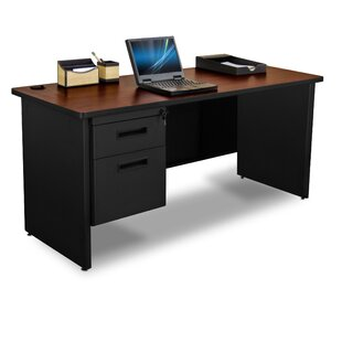 Affordable Pronto Executive Desk By Marvel Office Furniture