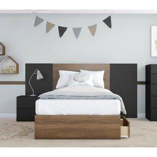Ivy Bronx Mckean Platform 4 Piece Bedroom Set
