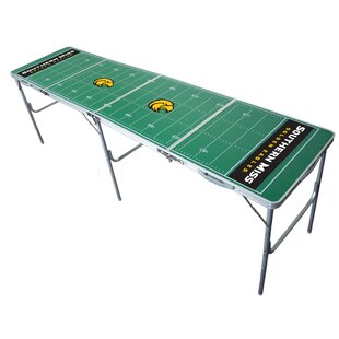 NCAA 2' x 8' Tailgate Table by Tailgate Toss