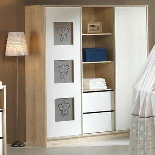 Eco Slide 2 Door Wardrobe By Schardt