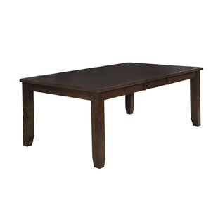 Willbanks Extendable Dining Table Red Barrel Studio