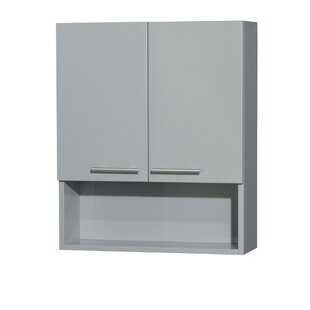Amare 24 W x 29 H Wall Mounted Cabinet by Wyndham Collection