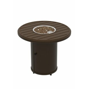 Tropitone Banchetto Fire Pit Table