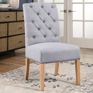 Klimas Upholstered Dining Chair DarHome Co