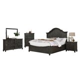 Schulman Standard 5 Piece Bedroom Set by Fleur De Lis Living