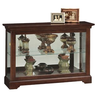 Darby Home Co Breazeale Curio Cabinet