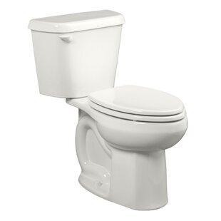 American Standard Colony HET 1.28 GPF Elongated Two-Piece Toilet