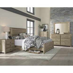 Sedgefield Panel Configurable Bedroom Set