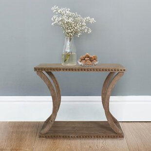 Emme Console Table by Gracie Oaks