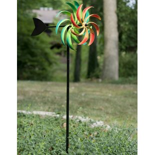 Wind Spinner By Happy Larry