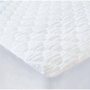 W Home Jacquard Polyester Mattress Pad