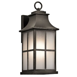 Pallerton Way 1-Light Outdoor Wall Lantern by Kichler