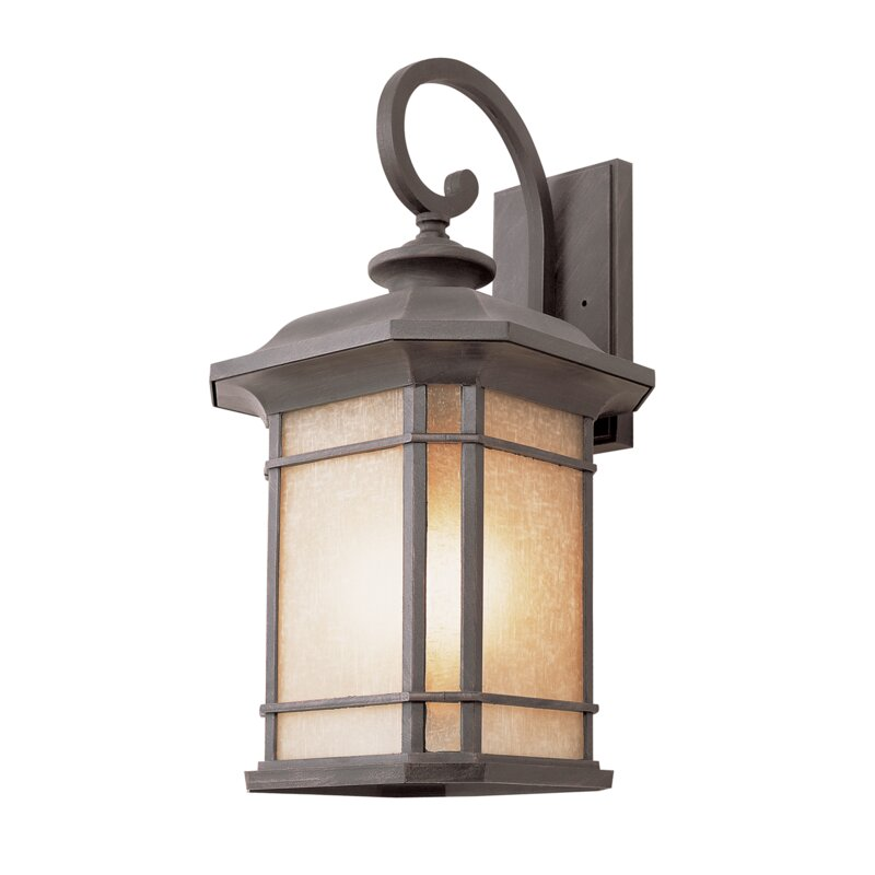 Newbury 3 - Bulb Outdoor Wall Lantern