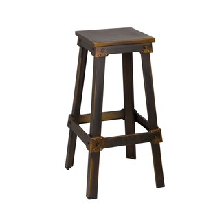 Porch 29.9 Bar Stool by Fine Mod Imports Design