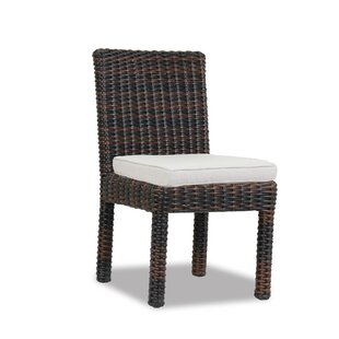 Montecito Patio Dining Chair With Cushion by Sunset West Spacial Price