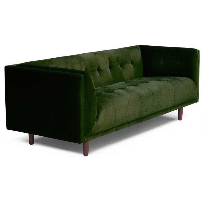 Willa Arlo Interiors Ferrao Chesterfield Sofa & Reviews | Wayfair