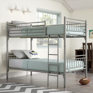 Alberto Twin over Twin Bunk Bed by Viv + Rae