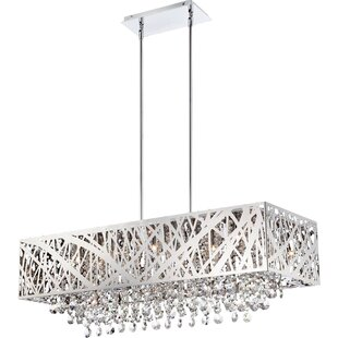 Devonne 10-Light Pendant by Willa Arlo Interiors