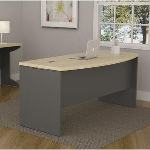 Look for Bataan Desk Shell ByRed Barrel Studio
