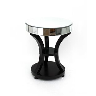 Mancheer End Table by Rosdorf Park