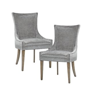 Find the perfect Ultra Upholstered Dining Chair (Set of 2) :Affordable Price