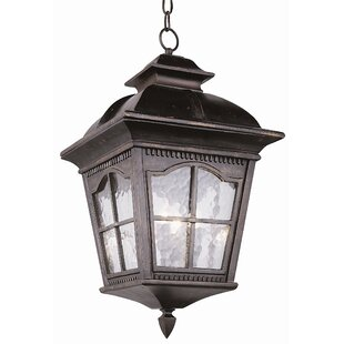 Clearance Freeborn 3-Light Hanging Lantern By Darby Home Co